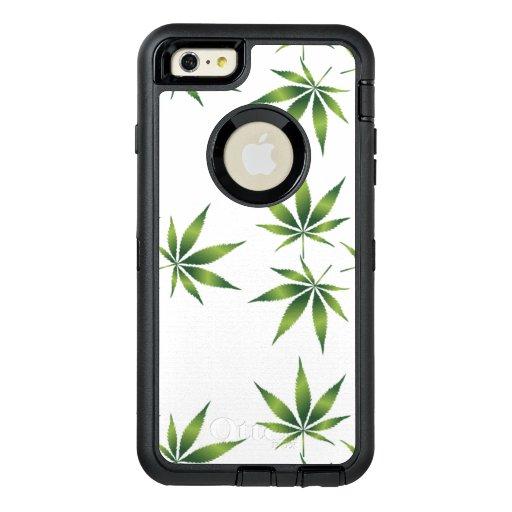 Cannabis-| Zazzle_Growshop. OtterBox Defender iPhone Case