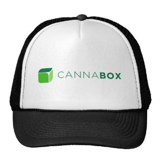 Cannabox Swag Trucker Hat