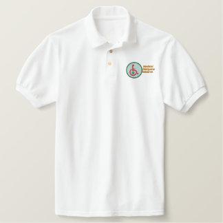 Cannabuds™ Arizona Caregiver Network Polo Shirt