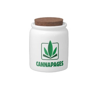 Cannapages Bud Jar