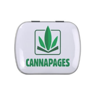 Cannapages Bud Tin