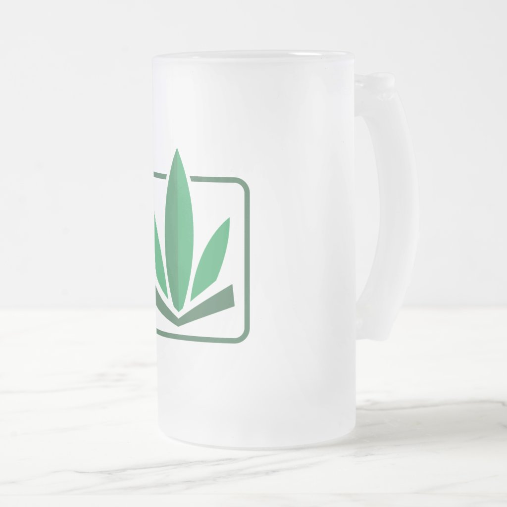 CANNAPAGES Frosty Mug