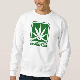 Cannapages Old School Sweatshirt