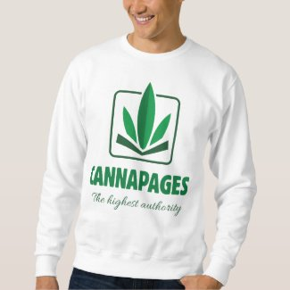 CANNAPAGES Sweatshirt