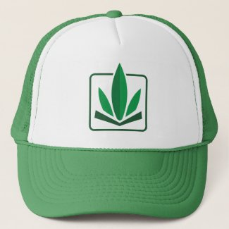 CANNAPAGES Trucker Hat