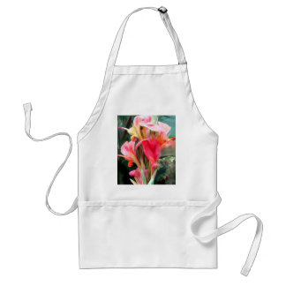 Cannas Pretty in Pink Adult Apron