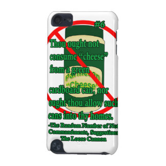 Canned Cheese iPod Touch (5th Generation) Cover