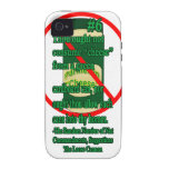 Canned Cheese iPhone 4 Cases