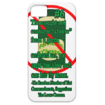 Canned Cheese iPhone 5 Cover