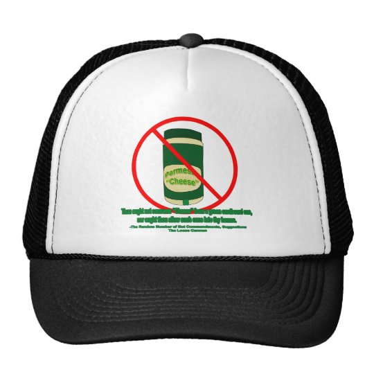 Canned Cheese Trucker Hat