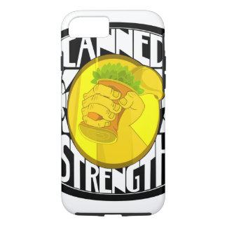 CANNED STRENGTH iPhone 8/7 CASE