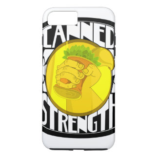 CANNED STRENGTH iPhone 8 PLUS/7 PLUS CASE