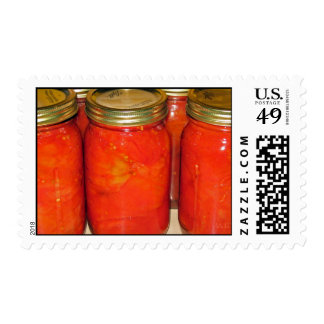 Canned Tomatoes Stamps