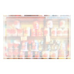 Canned Tomatoes Stationery Paper