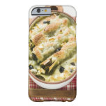 Cannelloni with spinach & sheep's cheese filling barely there iPhone 6 case