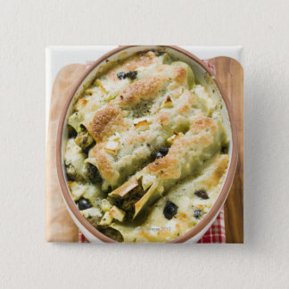 Cannelloni with spinach & sheep's cheese filling button