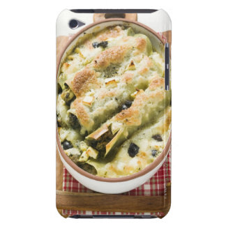 Cannelloni with spinach & sheep's cheese filling barely there iPod covers