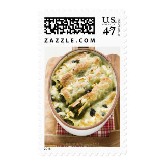 Cannelloni with spinach & sheep's cheese filling postage