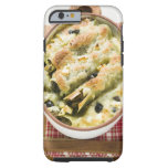 Cannelloni with spinach & sheep's cheese filling tough iPhone 6 case