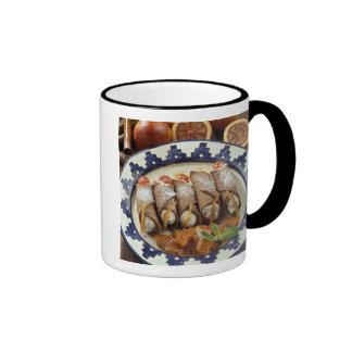 Canneloni di ricotta - Sicily - Italy For use Mug