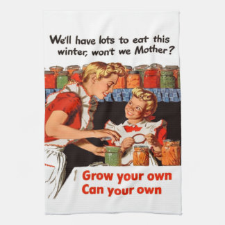 Canners Hand Towel