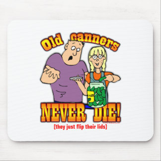 Canners Mouse Pad