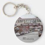 Cannery row key chain