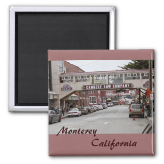 Cannery row refrigerator magnets
