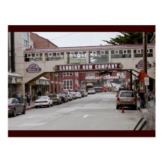 Cannery row post cards