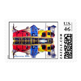 Cannery Row - Stamps