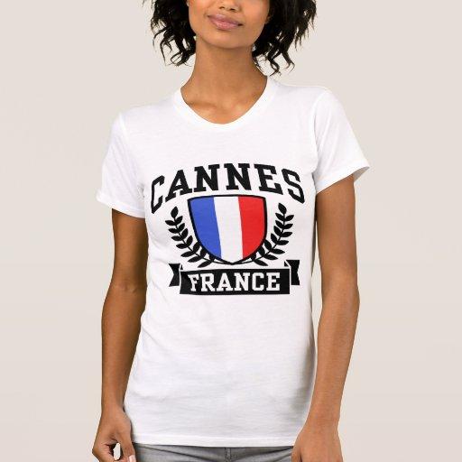 Cannes Camisetas