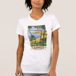 Cannes Cote D' Azur T-shirt