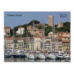 Cannes, France, Photo Ola Berglund Postcard
