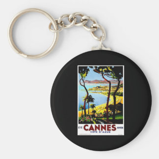 Cannes Keychain
