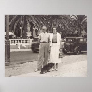 Cannes, los años 30 poster