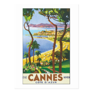 Cannes Post Cards