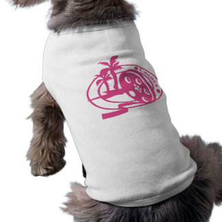 Cannes Stamp Pet Tee Shirt