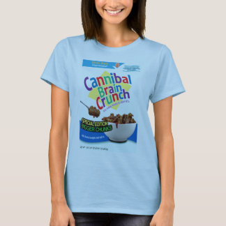 Cannibal Brain Crunch T-Shirt