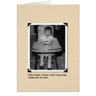 Cannibal Clarisse Card