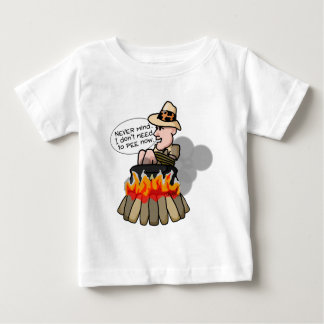 Cannibal Cooking Pot Baby T-Shirt