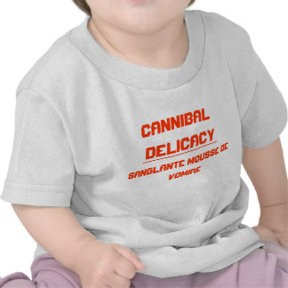 Cannibal Delicacy Shirts