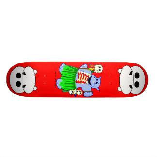 Cannibal Hippo Skateboard
