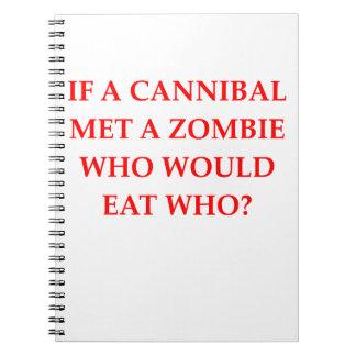 cannibal journals