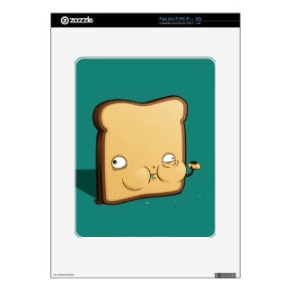 Cannibal Toast Decals For The iPad