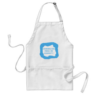 Cannibalism feeds on humanity .png adult apron