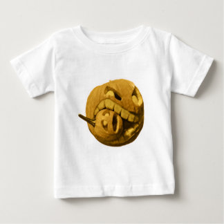 Cannibalistic Pumpkin - Vintage Design Baby T-Shirt