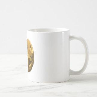 Cannibalistic Pumpkin - Vintage Design Coffee Mug