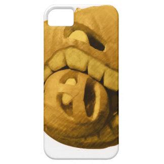 Cannibalistic Pumpkin - Vintage Design iPhone SE/5/5s Case