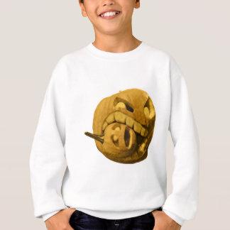 Cannibalistic Pumpkin - Vintage Design Sweatshirt