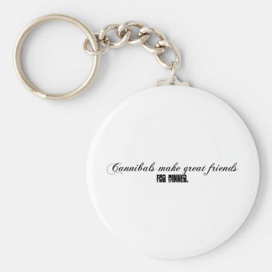 cannibals keychain